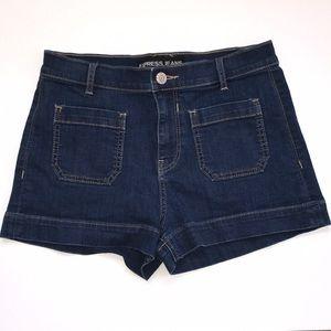 Express Jean Shorts Size 8